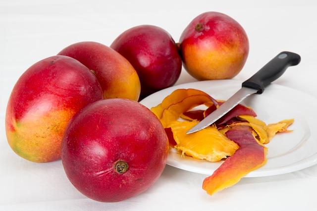mango Thailandia frutta