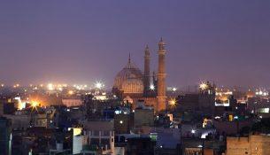 panorama delhi