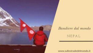 bandiera nepal significato