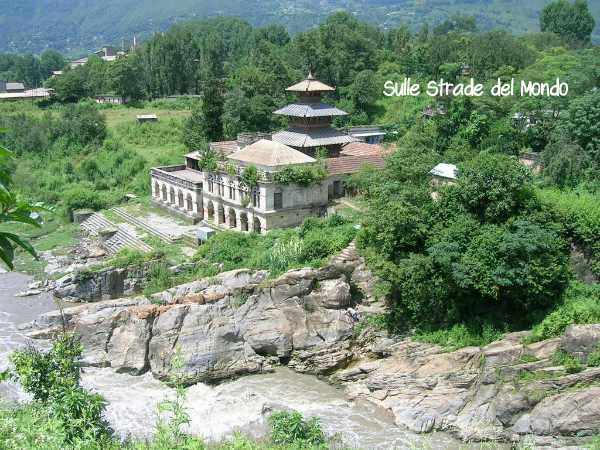 Chobar tempio di Jal Binayak