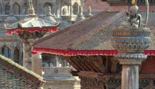 panorama Patan Nepal