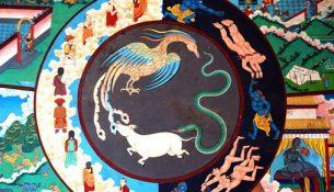 pitture sacre nepal