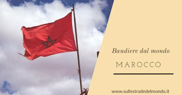 bandiera del Marocco significato