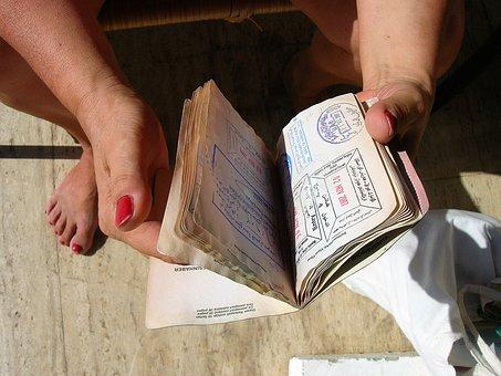 passaporto visto