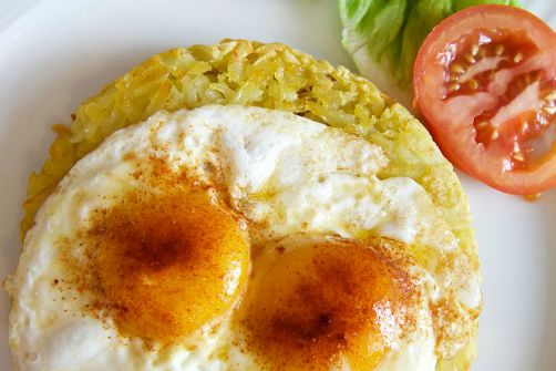 Ricetta del rosti con le uova