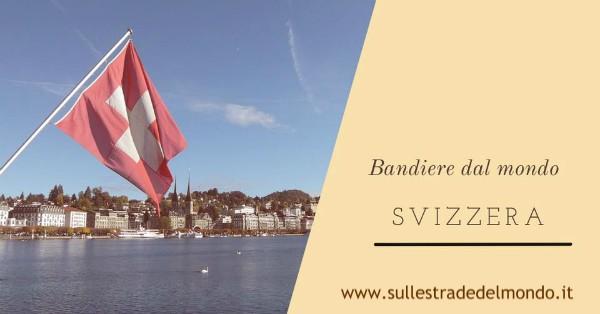 La bandiera svizzera è quadrata