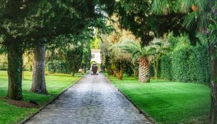 Roma via appia antica