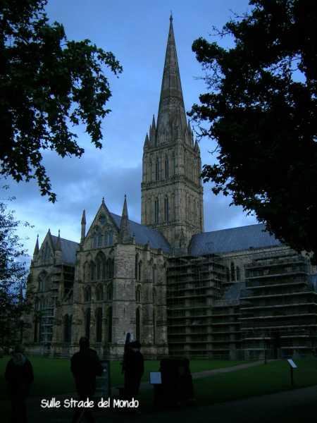 cattedrale gotico inglese