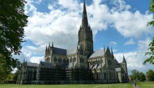 cattedrale salisbury