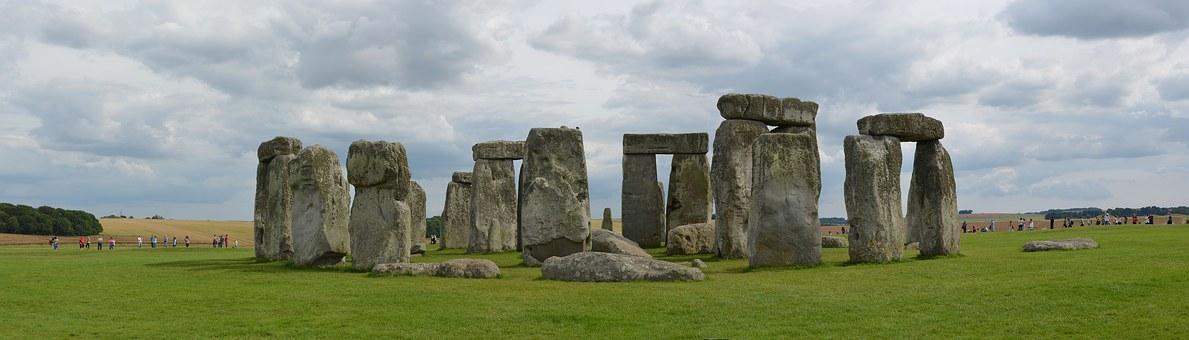 Inghilterra megaliti