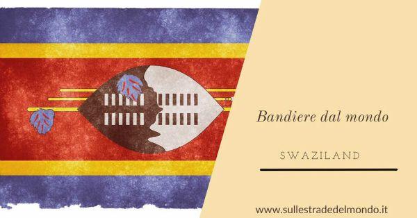significato della bandiera dello Swaziland