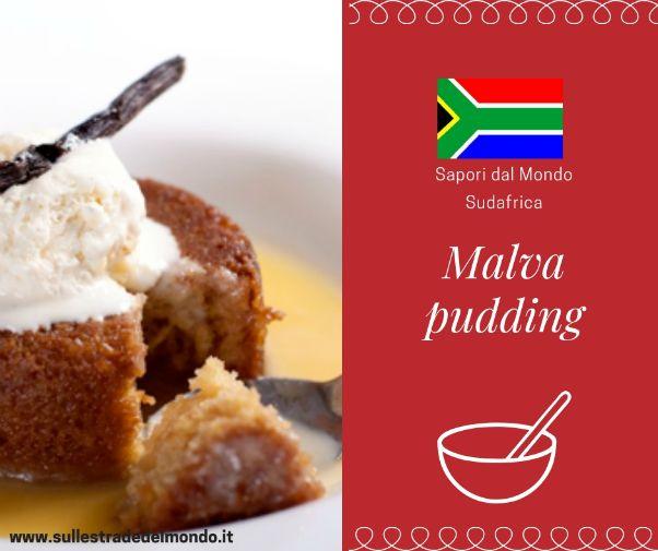 Malva pudding ricetta