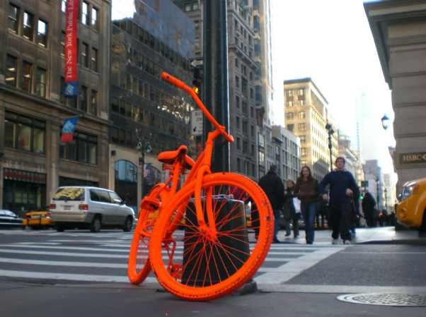 bici new york
