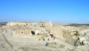 Castello di Kerak Giordania