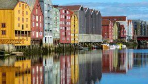 Trondheim case palafitta