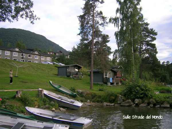 campeggio Hafslo