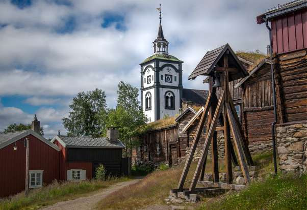 chiesa di Røros