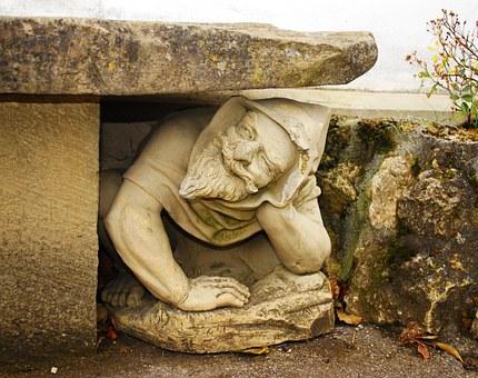 Statua troll