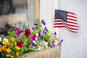 bandiera americana