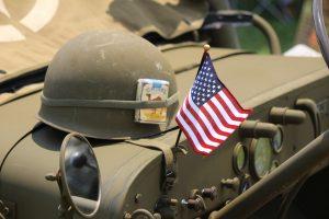 significato bandiera americana