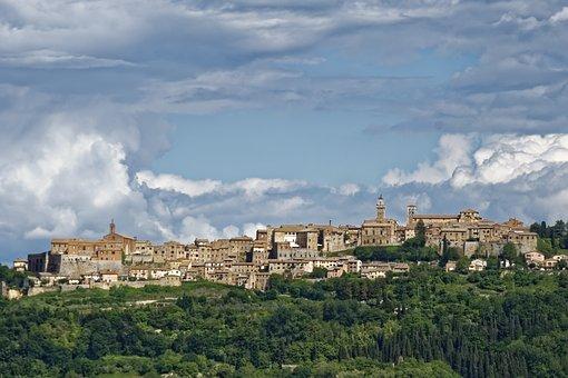 Montepulciano location del film New Moon