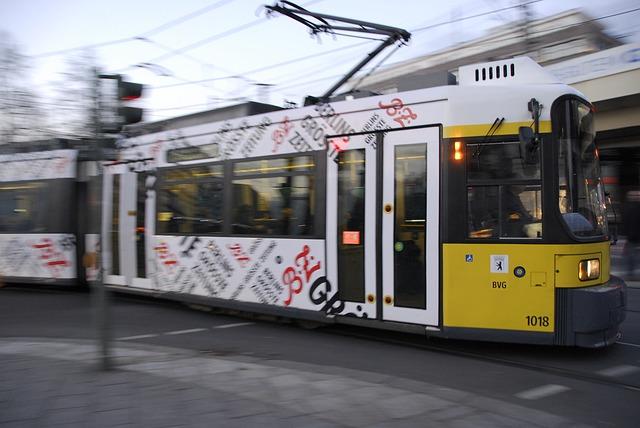 tram Berlino