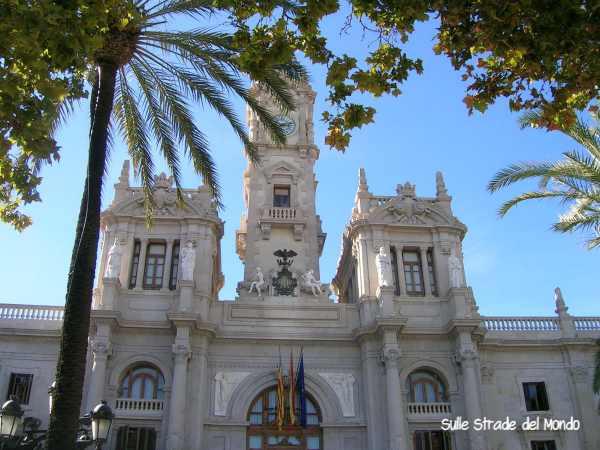 Valencia Plaza de Ayuntamento