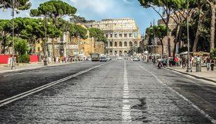 Colosseo fori