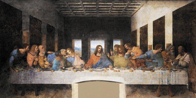 Leonardo da Vinci Ultima cena Milano