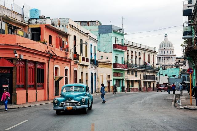 Cosa vedere a Cuba in 3 settimane : Cuba l'Avana