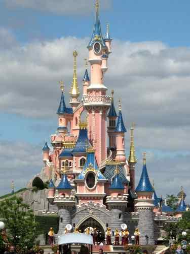 Eurodisney castello
