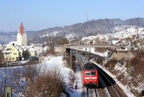 Stoccarda treno
