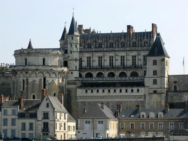 i castelli della valle della Loira