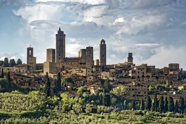 San Gimignano, uno dei Siti Unesco Toscana