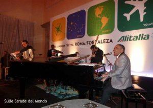 Festa Volo Alitalia Fortaleza