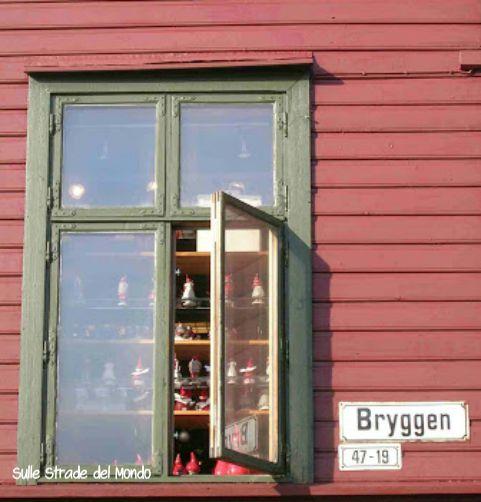 Bryggen, un negozio specializzato in Natale