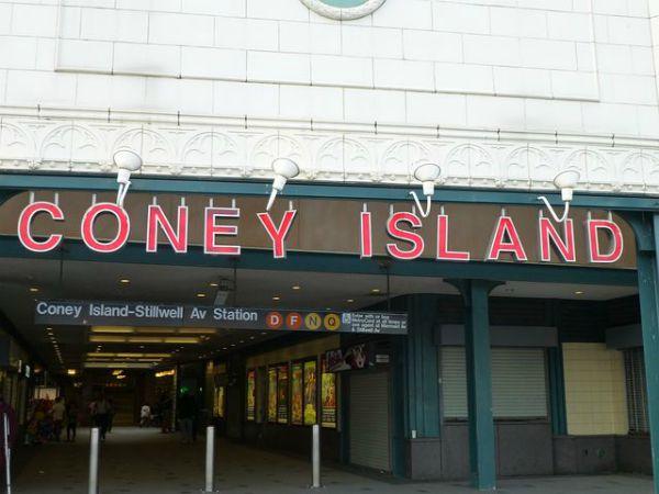 Come arrivare a Coney Island