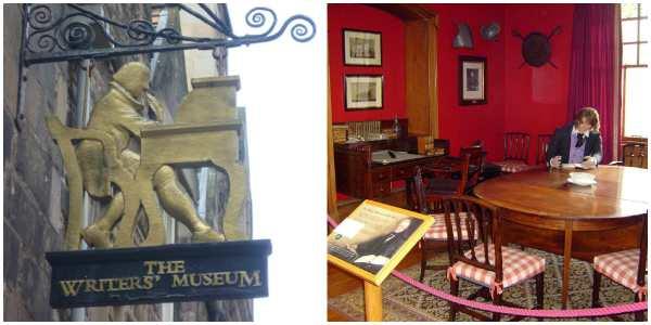 Museo degli scrittori scozzesi