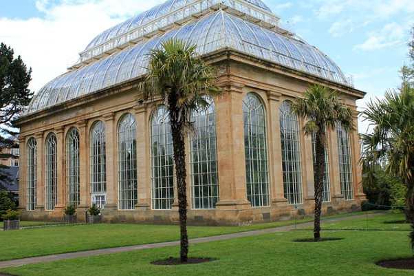 Orto botanico di Edimburgo