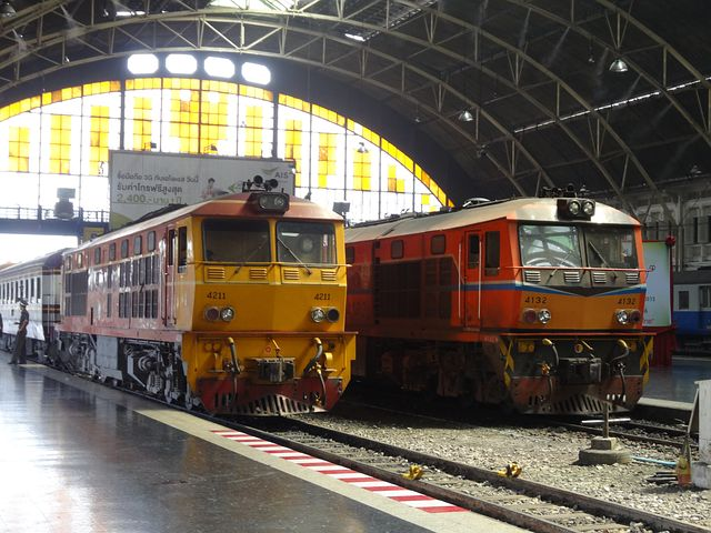 treno thai