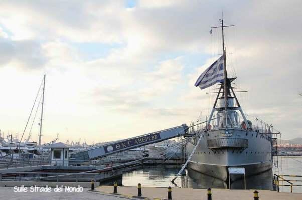 Nave museo, ma ancora in servizio attivo