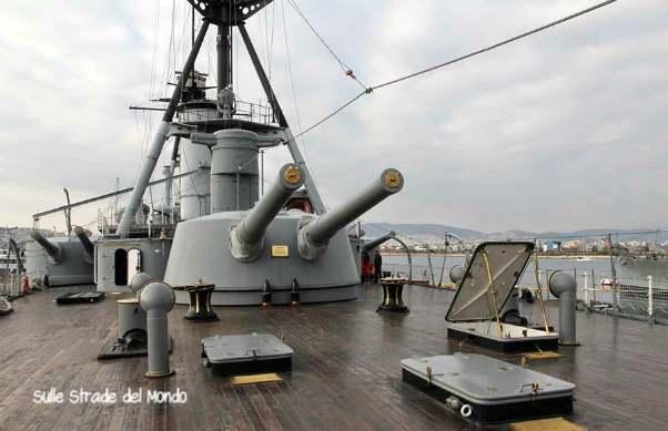 L'incrociatore corazzato Averoff