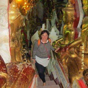 grotta dei buddha myanmar