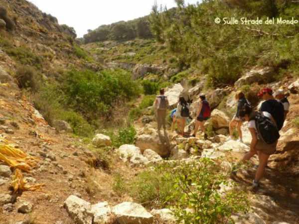 Lampedusa trekking