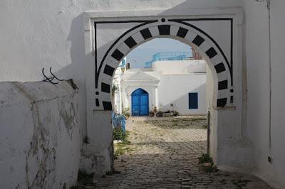 medina  Hammamet