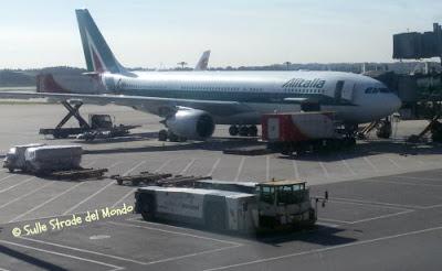 Volo Alitalia Pechino