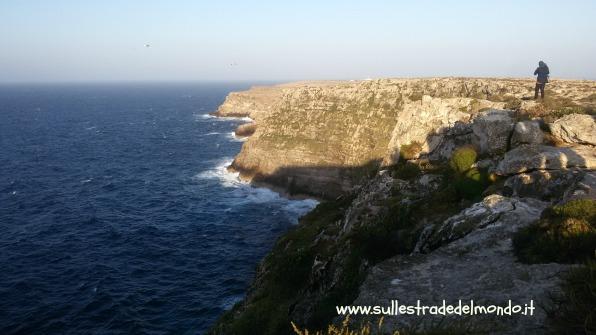 Scogliera Lampedusa