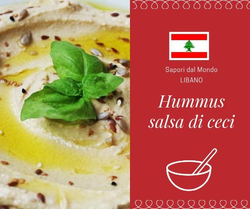 ricetta dell'hummus