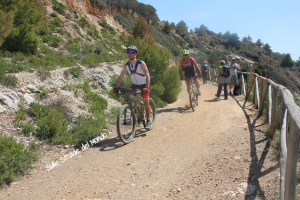 mountain bike elba