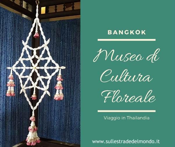 Museo fiori Bangkok